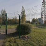 Изображение пример №11 работ распашных ворот 3D компании «Ворота Юг Монтаж